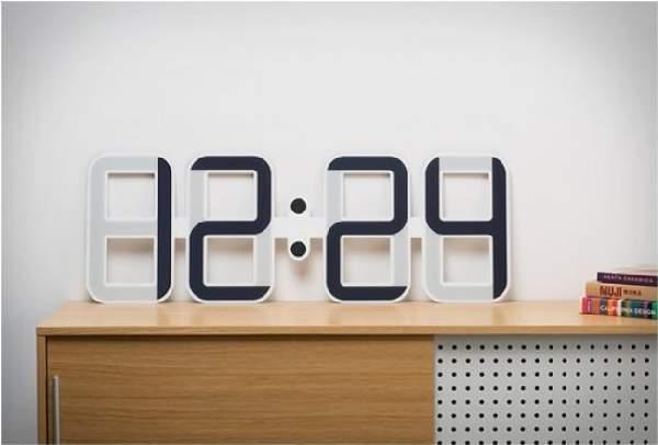Настінні годинники в інтерєрі виглядають відмінно 3b4fc2d5422da